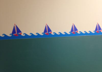 Boat Wall Graphics