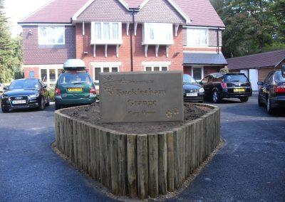 Bucklesham Grange Welcome