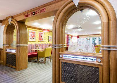 Juke Box Cafe