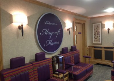 Manor Maycroft Welcome