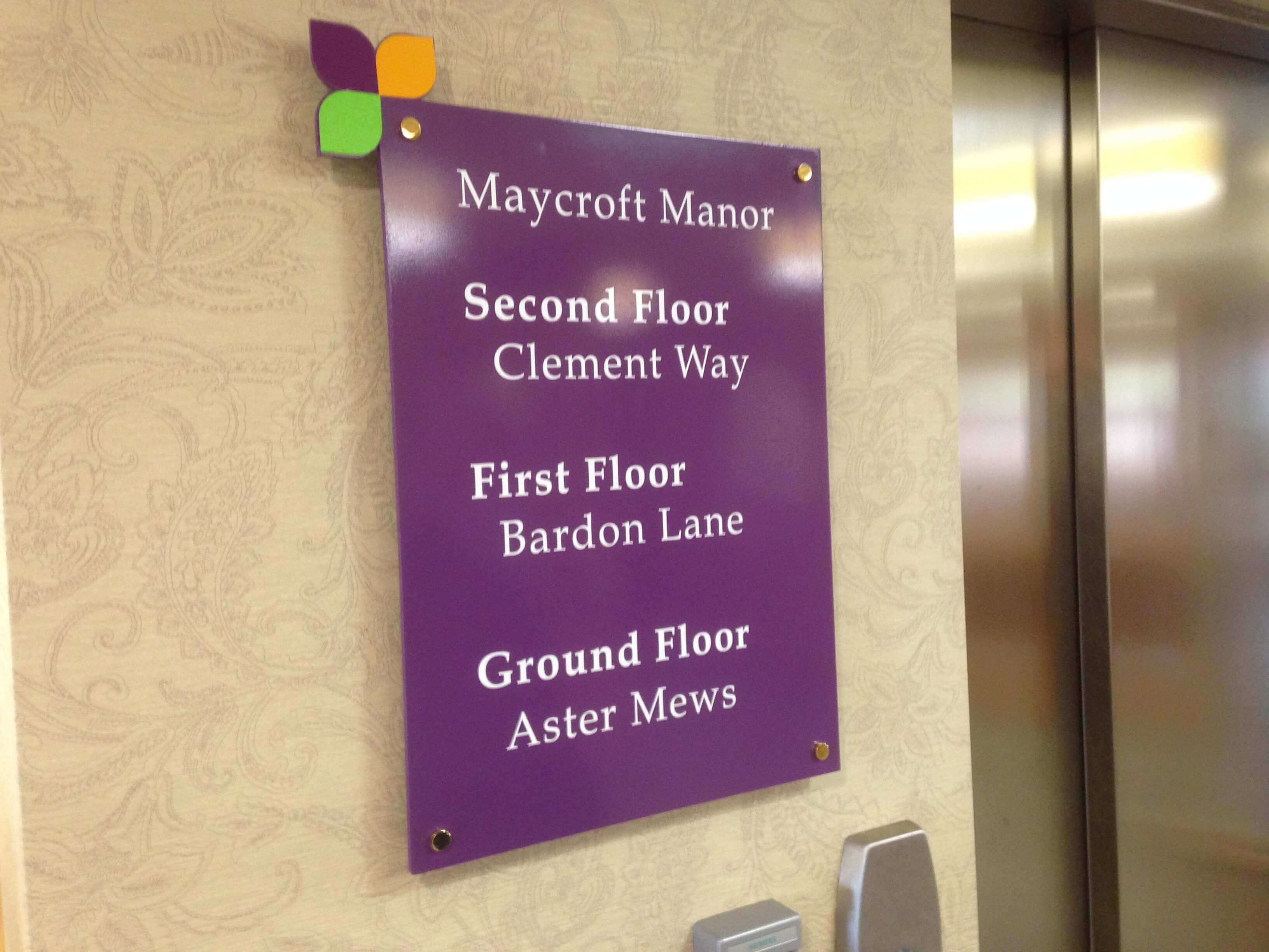 Maycroft Manor