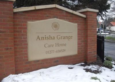 Anisha Grange