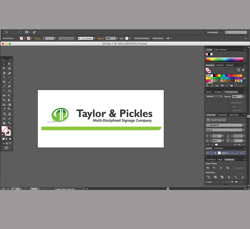 Taylor & Pickles Design