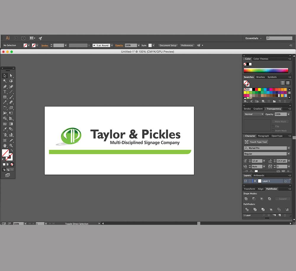 Taylor & Pickles Design