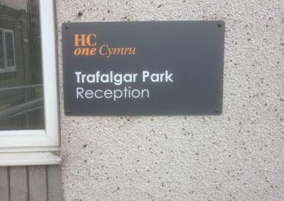 Trafalgar Park Reception