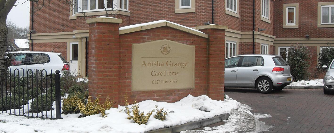 Anisha Grange Care Home