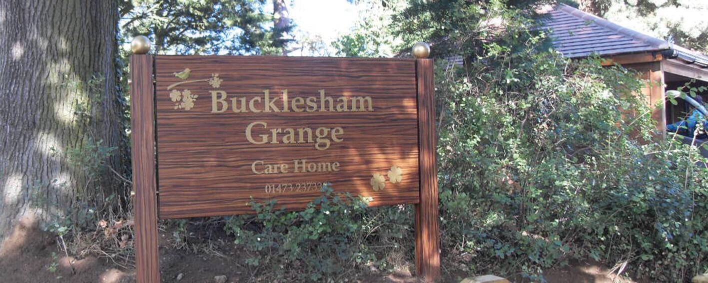 Bucklesham Grange