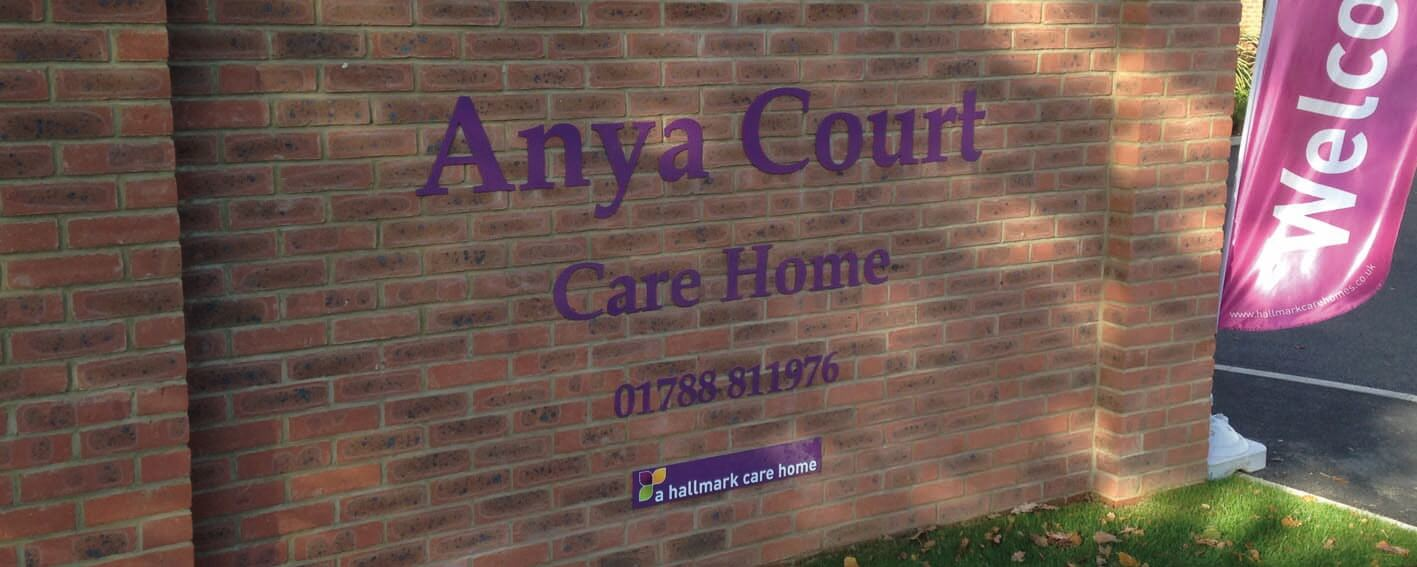 Anya Court Care Home