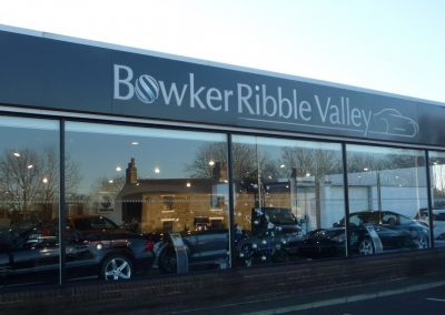 Bowker Ribble Valley Company Sign