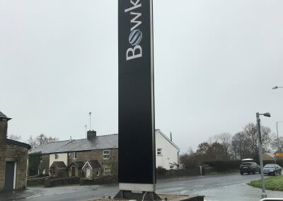Bowker Car Dealership Totem