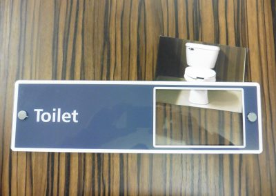 Toilet Dementia Signage