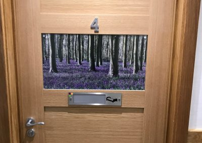 Dementia Door Sign