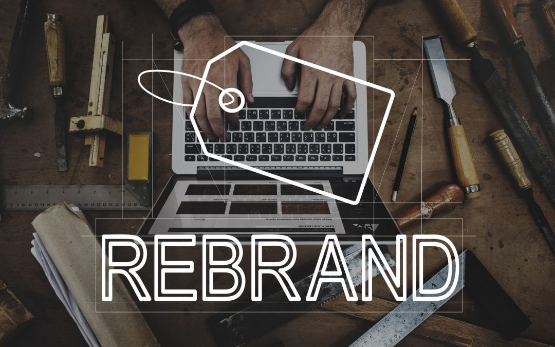 Tricks to a successful rebrand