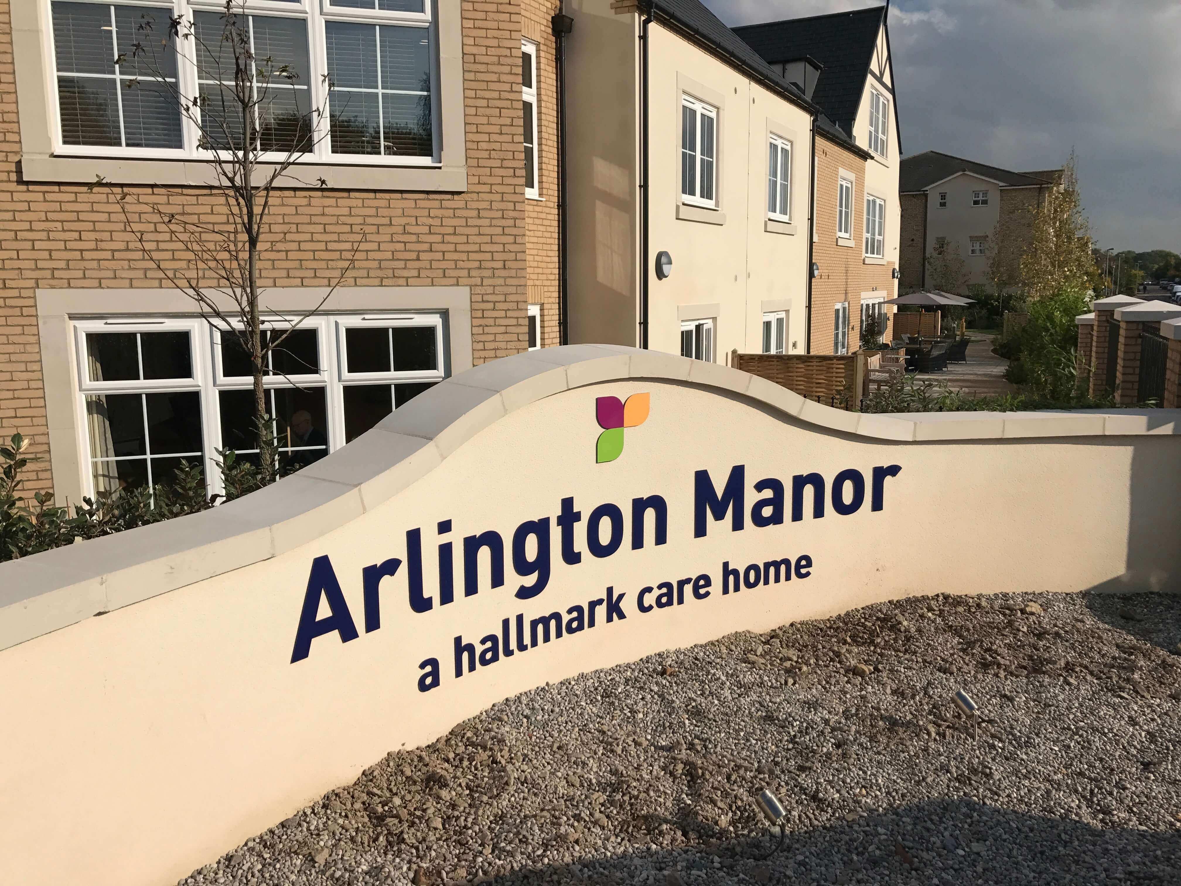Hallmark Arlington Manor