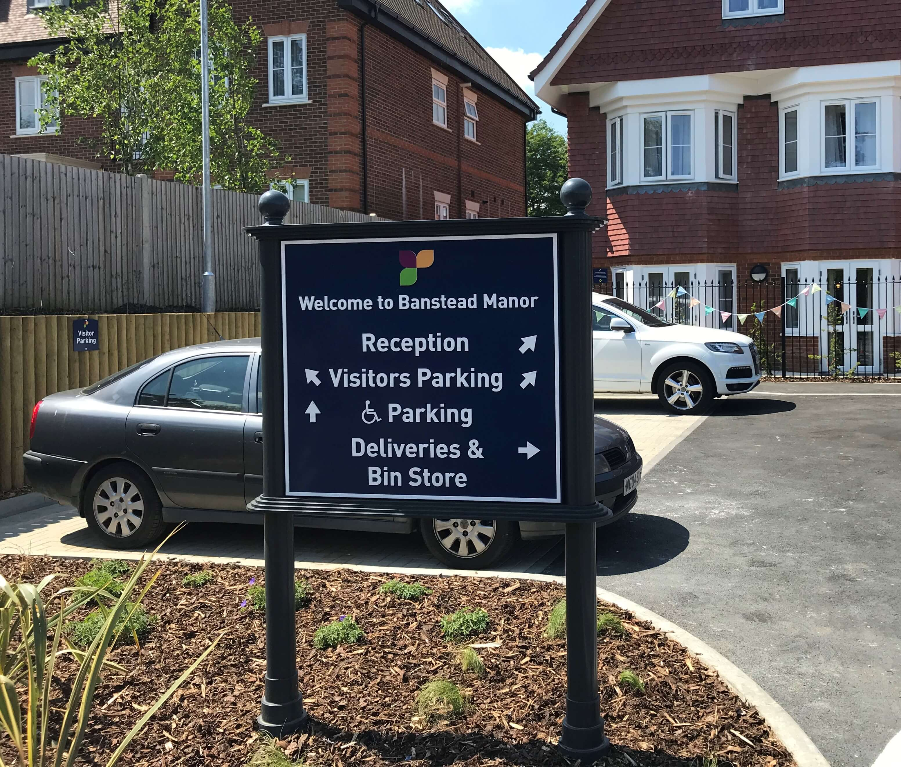 Top Quality Signs for Hallmark Care Homes' latest home ...