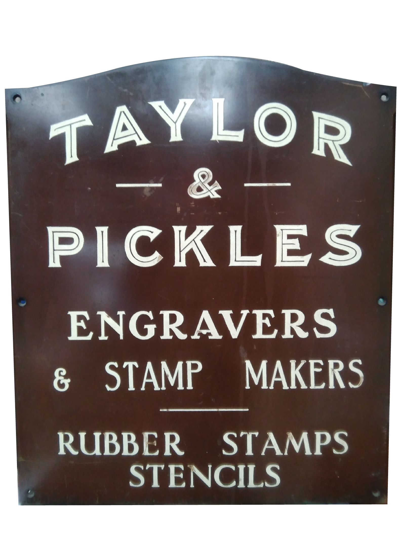 Taylor & Pickles Building