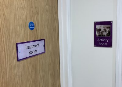 Care Home Signage - Door Sign